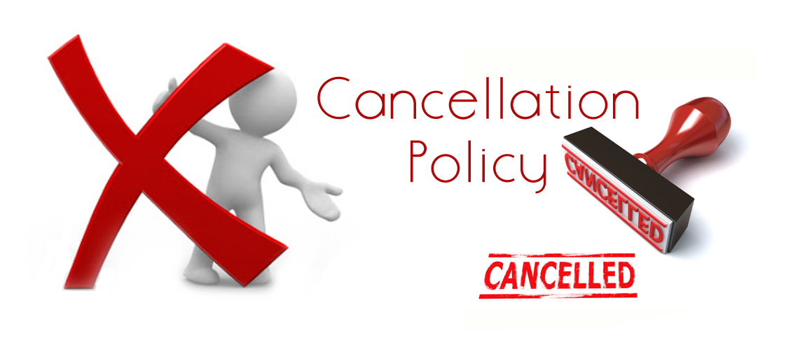 Termination and Cancellation Policies